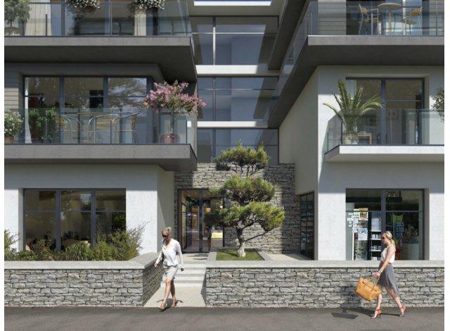 immobilier basse consommation à Pornichet