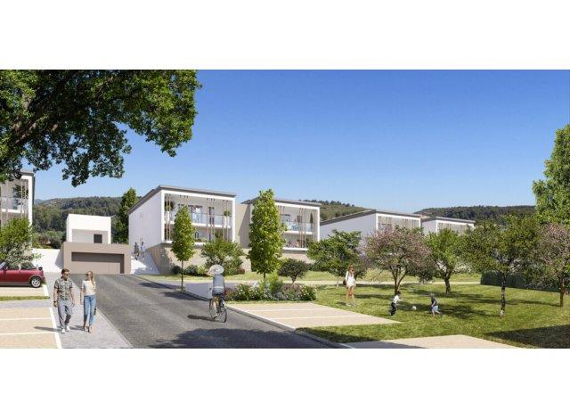 Programme immobilier neuf Le Domaine des Pins à Marseille 13ème