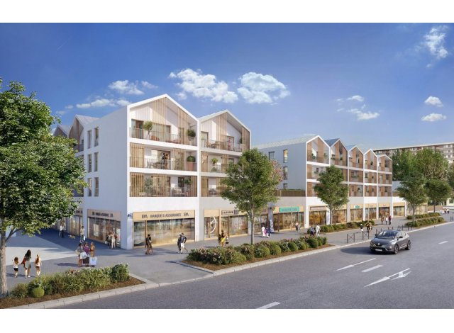 Programme immobilier neuf Goussainville Green Avenue