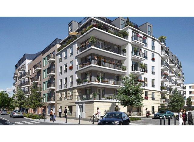 Programme immobilier loi Pinel Le Plaza 2 à Sartrouville