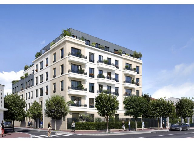 Programme immobilier loi Pinel Villa des Ormes à Le Perreux-sur-Marne