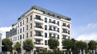 Eco habitat programme Villa des Ormes Le Perreux-sur-Marne