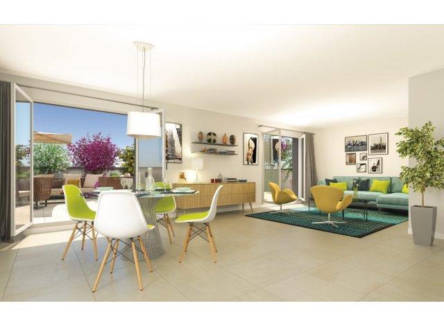 Immobilier ecologique à Saint-Herblain