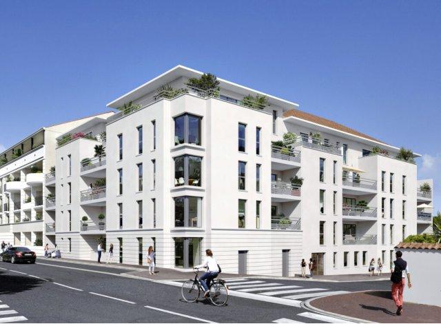 Programme immobilier loi Pinel Le Patio des Tamaris à La Londe-les-Maures