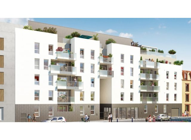Programme immobilier neuf Le Clos Wilson