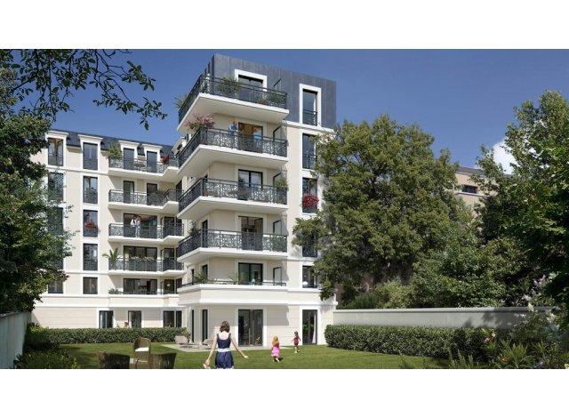 Programme immobilier loi Pinel Villa Boucicaut à Fontenay-aux-Roses