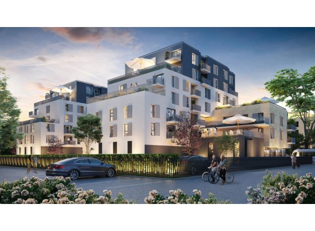 Programme immobilier neuf 21 Avenue Paul Valéry Sarcelles