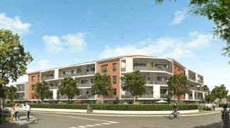 Programme immobilier neuf Villa Garance Castanet-Tolosan