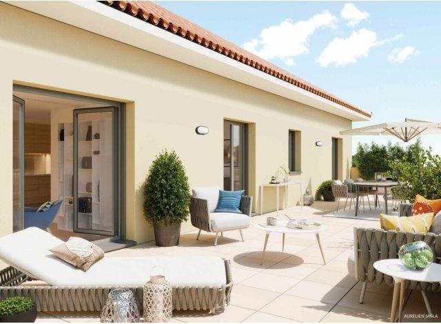 Éco habitat éco-habitat Villa Garance à Castanet-Tolosan