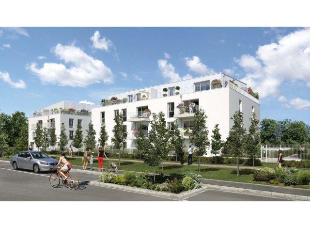 Programme immobilier loi Pinel Les Jardins Saint-Louis à Carrières-sous-Poissy