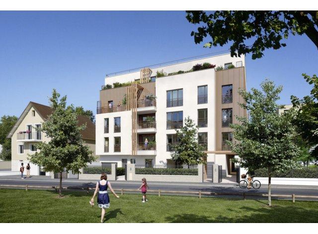 Programme immobilier loi Pinel Villa Rossays à Épinay-sur-Orge