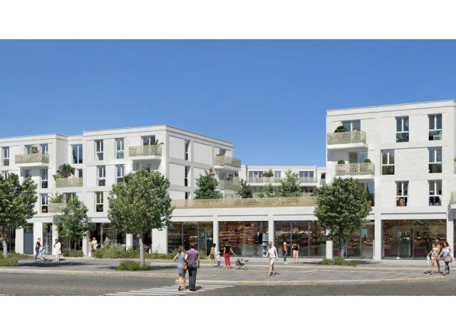 Écohabitat immobilier neuf éco-habitat Résidence Crétier