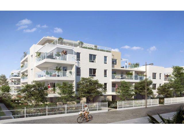 Programme immobilier neuf Coeur Mazargues à Marseille 9ème