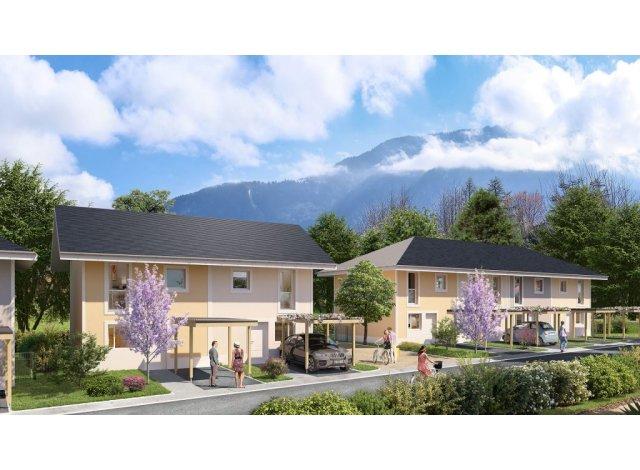 Écohabitat immobilier neuf éco-habitat Le Clos de Toisinges