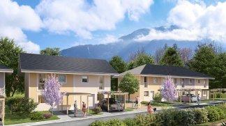 Éco habitat neuf à Saint-Pierre-en-Faucigny