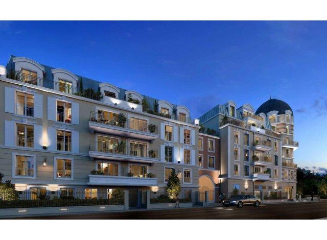 Programme immobilier loi Pinel Spirit of Saint Louis 2 à Le Blanc Mesnil
