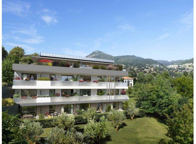 Eco habitat programme Les Hauts de Rimiez Nice