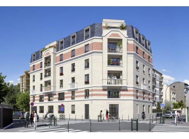 Programme immobilier loi Pinel Villa des Arts à Asnières-sur-Seine