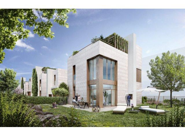 Programme immobilier loi Pinel Villa des Muses - Place et Villas à Antony