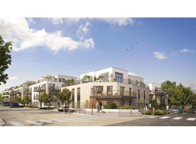 Programme immobilier loi Pinel Villas des Artistes - Place et Villas à Antony