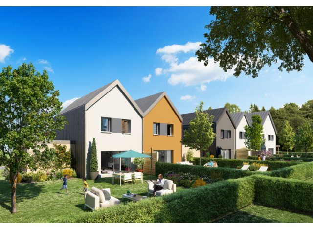 Programme immobilier neuf Le Domaine des Rives à Chartres