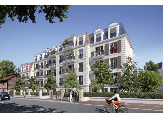 Programme immobilier loi Pinel Coeur Villiers à Villiers-sur-Marne