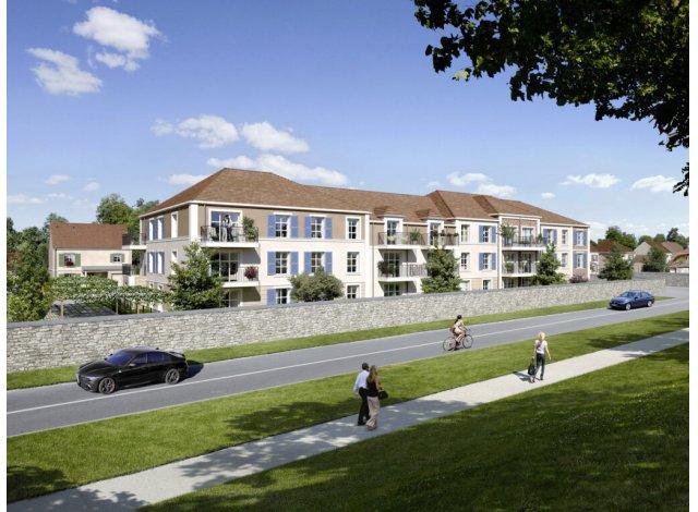Programme immobilier loi Pinel Le Clos du Chateau à Le Mée-sur-Seine