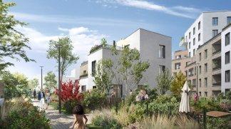 Eco habitat programme Le Domaine de la Chesnaie II Montigny-lès-Cormeilles