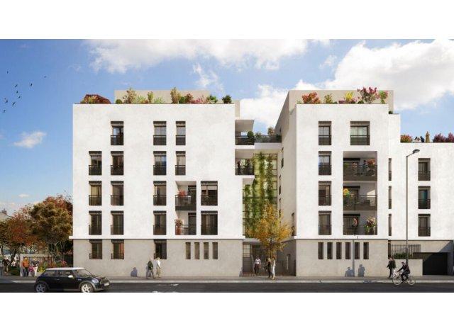 Appartement écologique Villeurbanne