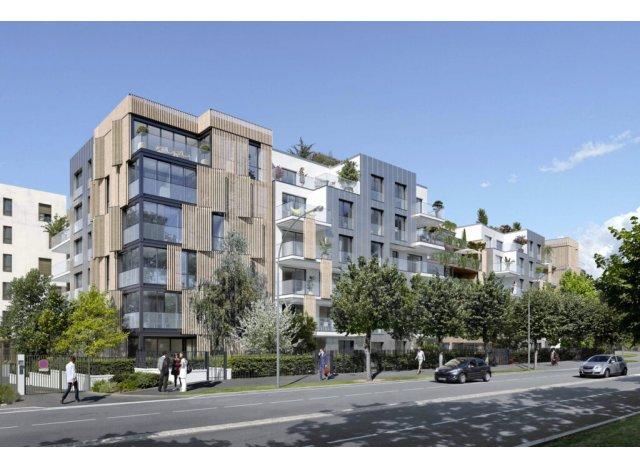 Programme immobilier loi Pinel Panorama à Villiers-sur-Marne