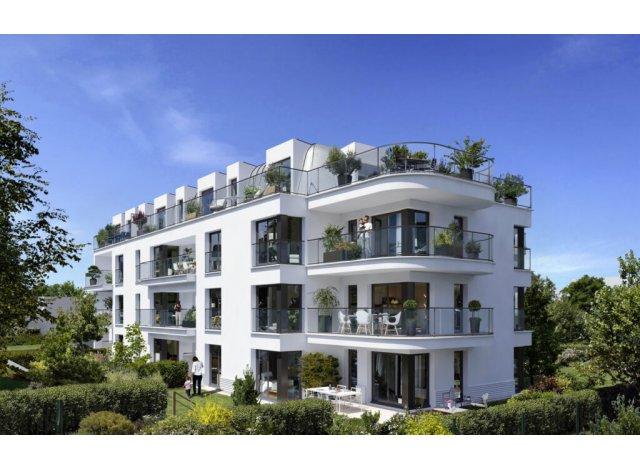 Programme immobilier loi Pinel L'Albatros à Garches
