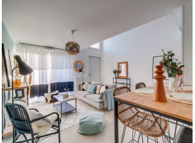 Programme immobilier loi Pinel Park Avenue à Mérignac