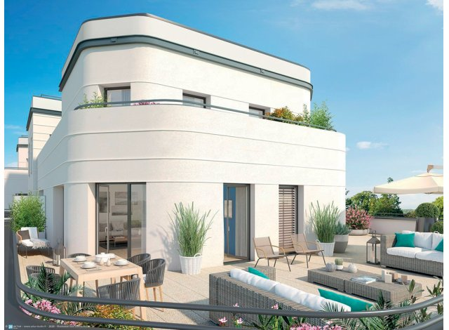 Programme immobilier neuf Esprit Seine Colombes