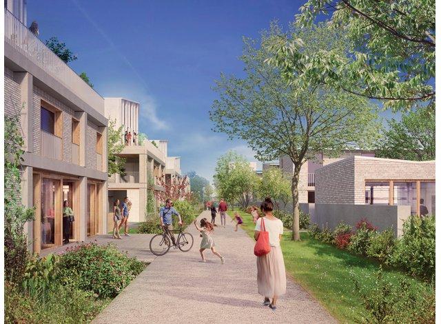 Programme neuf Villas de Noailles à Sainte-Geneviève-des-Bois