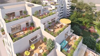 Programme immobilier neuf Les Terrasses du Touch Toulouse