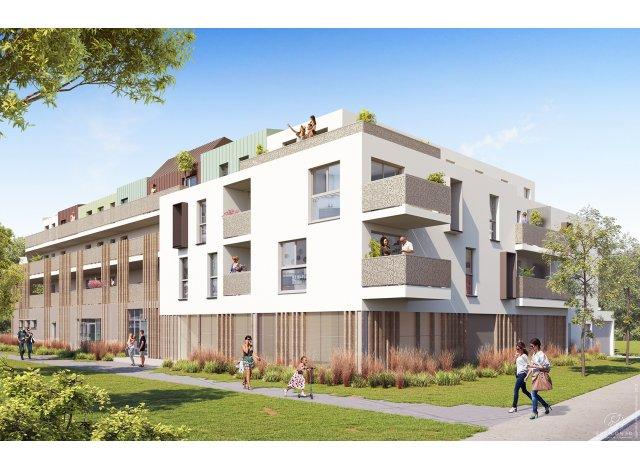 Programme immobilier loi Pinel So Green à Saint-Sébastien-sur-Loire
