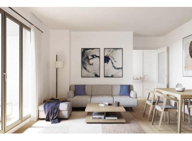 Programme immobilier loi Pinel Côté Luno à Agde
