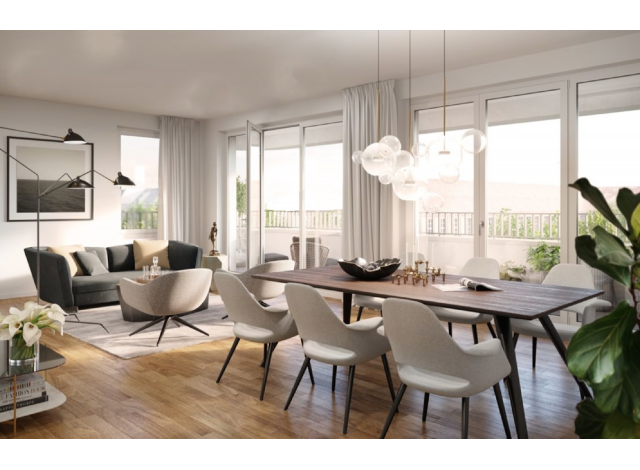 Programme immobilier loi Pinel Coeur Allonzier à Allonzier-la-Caille