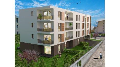 Programme immobilier loi Pinel Le Liberté à Annemasse