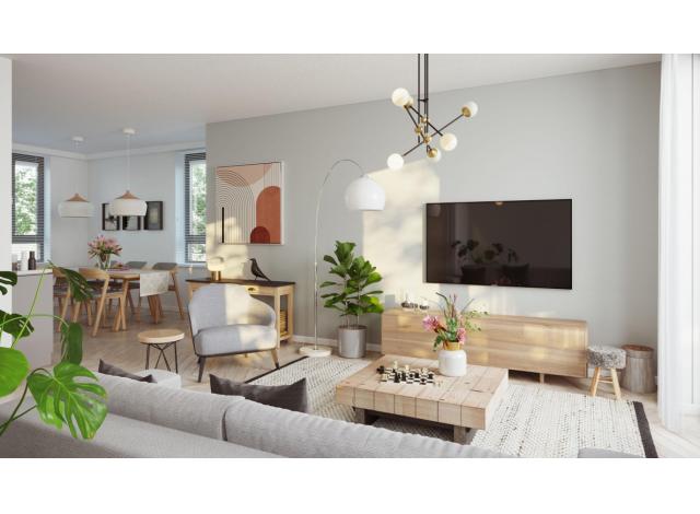 Programme immobilier loi Pinel Le Cuire à Caluire-et-Cuire