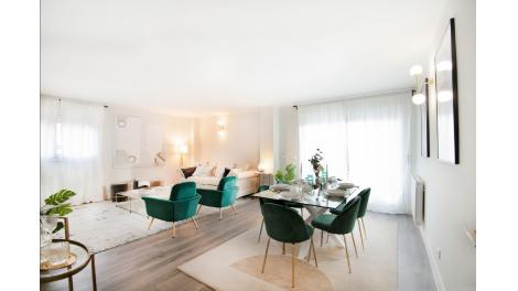 Programme immobilier loi Pinel Clos du Centre à Cugnaux
