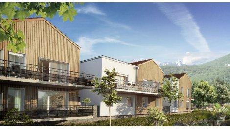 Programme immobilier loi Pinel Parc Étoiles à Fontaine