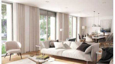 Programme immobilier loi Pinel Carré Grenoble à Grenoble
