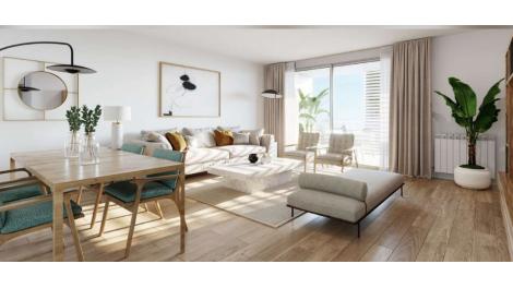 Programme immobilier loi Pinel Cosy Lacassagne à Lyon 3ème