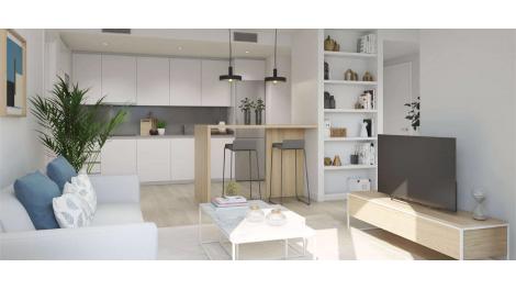 Programme immobilier loi Pinel Esprit Lyon 8 à Lyon 8ème