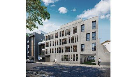 Programme immobilier loi Pinel Ambiance Lumière à Lyon 8ème