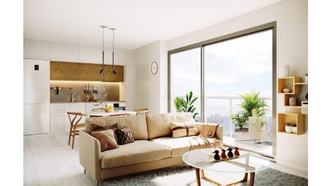 Programme immobilier loi Pinel Esprit 12ème à Marseille 12ème