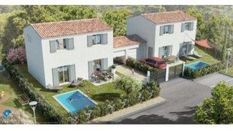 Eco habitat programme Le Clos de la Bergerie Marseille 15ème