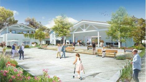 Programme immobilier loi Pinel Villa Marie-Louise à Martillac