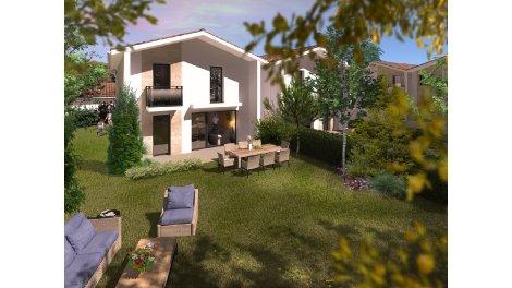 Programme immobilier loi Pinel Le Square Saint Charles à Mérignac
